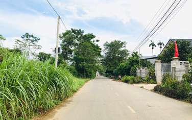 960 m2 residential land for sale in District Ba Vi