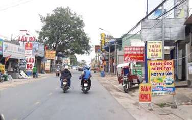 96 m2 residential land for sale in District Trang Bom
