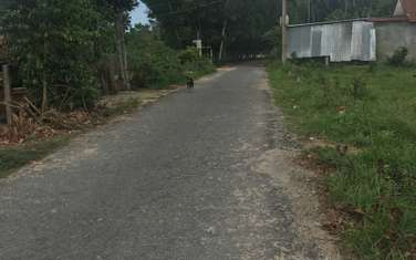 115 m2 residential land for sale in District Tu Nghia