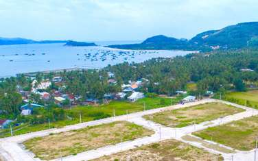 200 m2 residential land for sale in District Song Cau