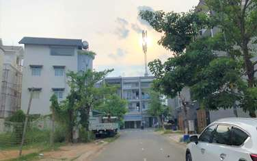 120 m2 residential land for sale in Ben Tre