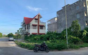 100 m2 land for sale in District Duong Kinh