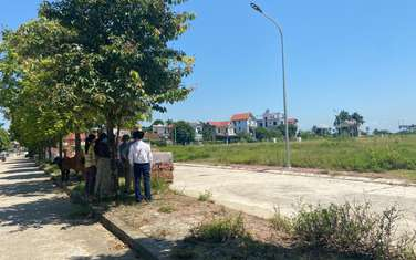 118 m2 residential land for sale in District Phuc Tho
