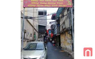126 m2 residential land for sale in District Me Linh
