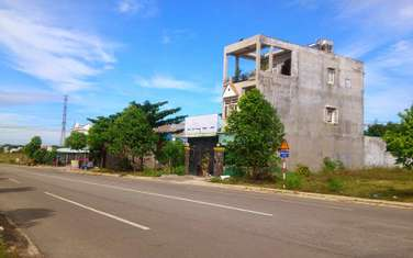 100 m2 residential land for sale in District Binh Chanh