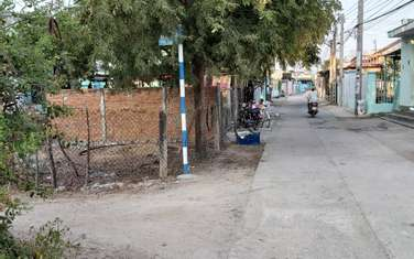 100 m2 residential land for sale in District Ninh Phuoc