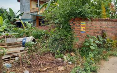370 m2 residential land for sale in District Thach That