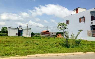 576 m2 residential land for sale in Phu My town