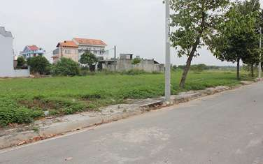 55.5 m2 residential land for sale in Vung Tau