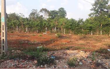 115 m2 residential land for sale in Thanh pho Buon Ma Thuot