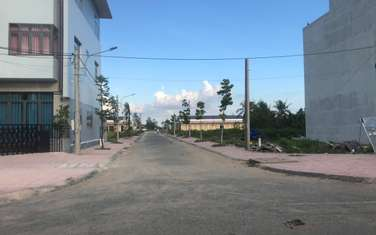 110 m2 land for sale in District Thanh Phu