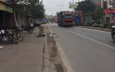 100 m2 land for sale in District Chi Linh