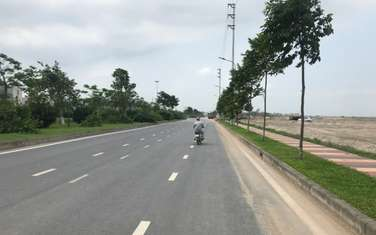 9300 m2 commercial land for sale in District Que Vo