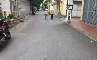 70 m2 residential land for sale in District Gia Lam