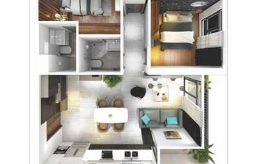 3 bedroom apartment for sale in District 7