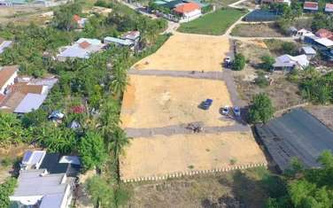 70 m2 residential land for sale in District Dien Khanh