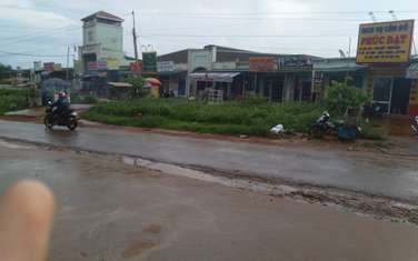 161 m2 residential land for sale in District Tuy Duc