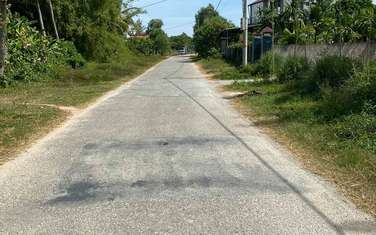140 m2 residential land for sale in District Huong Thuy