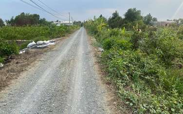 150 m2 residential land for sale in District Thu Thua