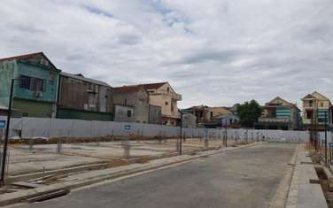 110 m2 land for sale in Thanh pho Hue