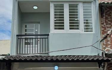 2 bedroom townhouse for sale in District Thu Duc