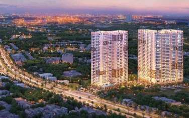 3 bedroom Apartment for sale in Di An City