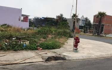 92 m2 residential land for sale in District Binh Chanh