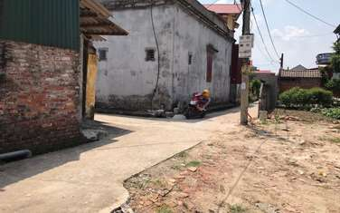 510 m2 residential land for sale in District My Hao