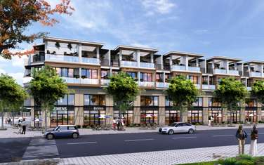 4 bedroom townhouse for sale in Tra Vinh