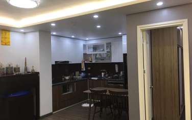 Apartment for rent in District Long Bien