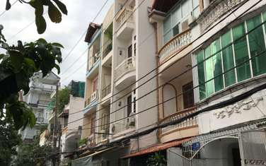 3 bedroom Private House for rent in District Binh Thanh