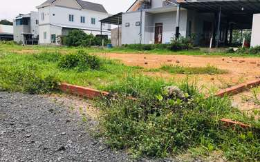 220 m2 residential land for sale in District Xuyen Moc