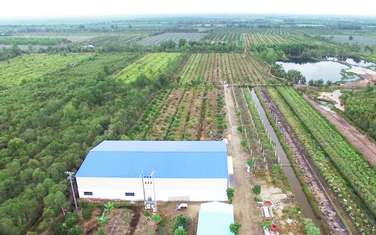 21000 m2 farm land for sale in District Y Yen