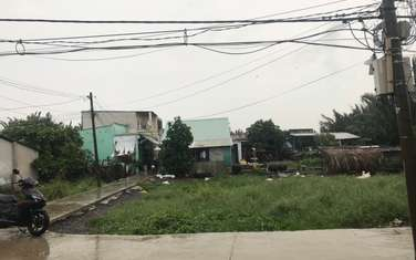 97 m2 residential land for sale in District Can Gio