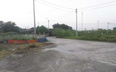 115 m2 residential land for sale in District Thuan Thanh