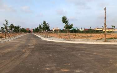 250 m2 residential land for sale in District Quang Ninh