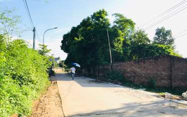 456 m2 residential land for sale in Thi Xa Son Tay