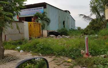 1508 m2 residential land for sale in District Can Gio