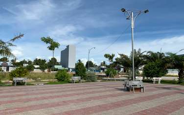 91 m2 residential land for sale in Thanh pho Rach Gia