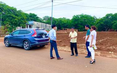 1000 m2 residential land for sale in District Long Thanh