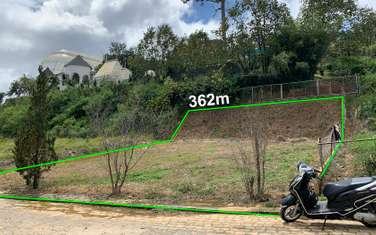 362 m2 residential land for sale in Thanh pho Da Lat