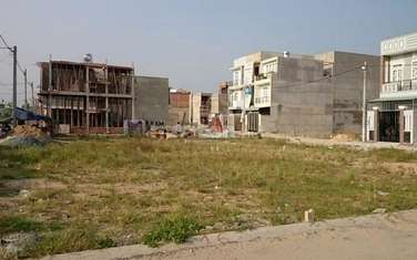 72 m2 Residential Land for sale in District Hoc Mon