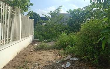 89 m2 residential land for sale in District Hong Bang