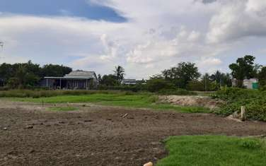 1000 m2 farm land for sale in District Tan Tru