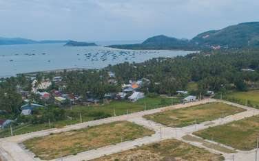 100 m2 residential land for sale in District Song Cau