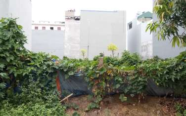 70 m2 land for sale in District My Hao