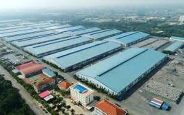factory & warehouse for sale in District Yen Phong