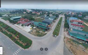 100 m2 residential land for sale in District Tam Dao