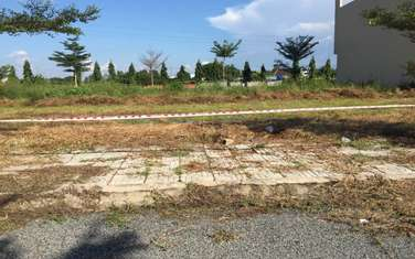 150 m2 residential land for sale in District Binh Tan