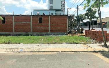 97 m2 residential land for sale in District Can Duoc